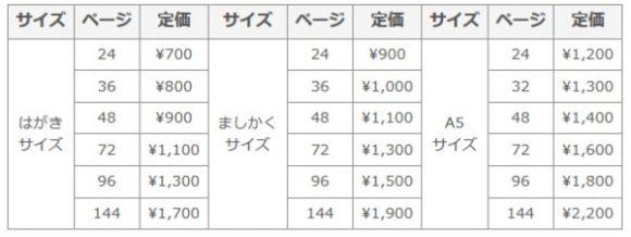 shirokuma-price