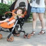 生後2か月目。赤ちゃんとの「お散歩の頻度・記録」を公開!